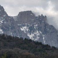 А надо мной гора Ай-Петри... :: Игорь Кузьмин