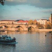 Чехия, Прага :: Tata Gorbunova