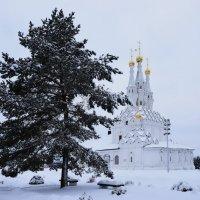 В Иоанно-Предтеченском монастыре города Вязьмы..... :: Galina Leskova