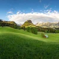 Альпийский ландшафт. :: Юрий