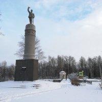 Памятник в Колпино :: AMskhalaya