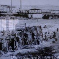 вот так жили в конце 19-ого века шахтёры на американской шахте в Чили :: Георгий А