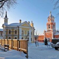 Спасо-Вифанский монастырь :: Евгений Кочуров