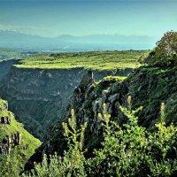 Ущелье реки Касах :: Eugene *