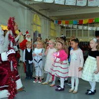 Новый Год в русской школе в Лондоне :: Тамара Бедай