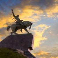 Памятник Салавату Юлаеву :: Артем Мирный