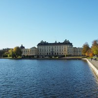 Дворец Drottningholm Стокгольм :: Swetlana V