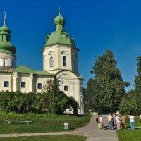 Храм преподобного Кирилла Белозерского :: Rabbit Photo