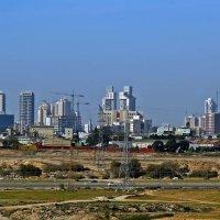 "Беер-Шева: самый ""американский"" город Израиля :: Александр Корчемный"