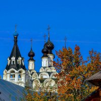 Вид на Благовещенский собор в городе Муром.. :: АЛЕКСАНДР СУВОРОВ