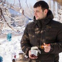 зима :: Наталья Агаева