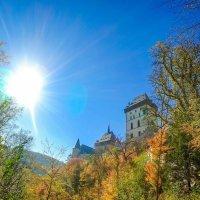 Чехия, Карлштейн :: Tata Gorbunova