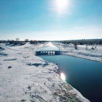Река Томаковка :: Виктор Кушнир