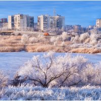 Мороз и солнце; день чудесный! Еще ты дремлешь, друг прелестный...? :: Антон Сологубов