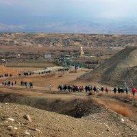 Крещение на Иордане. Израиль. :: Leonid Korenfeld