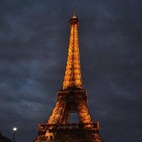 Парижский вечер :: Ольга