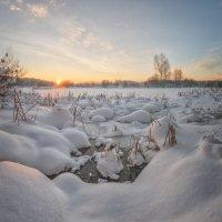 Зимний вечер :: Николай Андреев