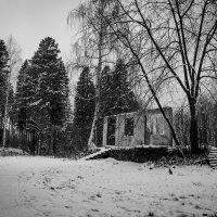 Руины :: Андрей Зарубин