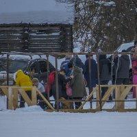 Крещение на Руси :: Сергей Цветков