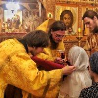 обряд крещения :: Сергей Беличев