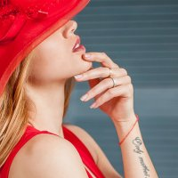 Lady in Red :: Александр @photo_sasha.msk