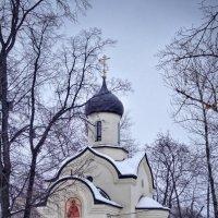 Часовня Дмитрия Донского :: anderson2706