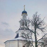 Церковь святого Николая в Полтево :: Юрий Шувалов