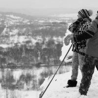 Там далеко! :: Дмитрий Арсеньев