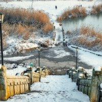 Зима в Ростове :: Александр Гапоненко