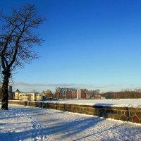 Вдоль озера :: Сергей Карачин