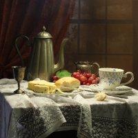 Чай с сыром :: Маргарита Епишина