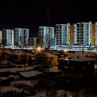 Два мира в одном городе :: Сергей