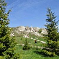 Спасский монастырь в Костомарово :: Елена (ЛенаРа)