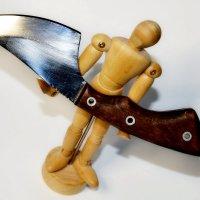 Ножичек :: Владимир Дмитриев
