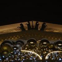 в Новый год на полном скаку... :: Галина R...