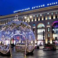 Новогодняя Москва :: Елена (ANEL-VP) .