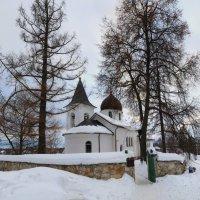 Церковь в Бёхово. :: LIDIA V.P.