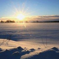 Солнце встает. :: LIDIA V.P.