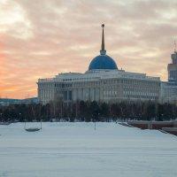 Резиденция Президента РК :: Sergey Prussakov