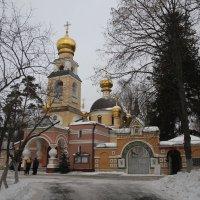 Церковь в Переделкино :: esadesign Егерев