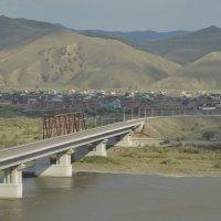 Мост :: Анатолий Цыганок