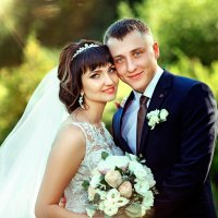 Свадебный день Алины и Евгения. :: Светлана Гребцова