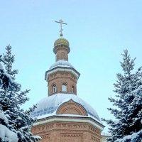С наступающим праздником, с днем памяти святой мученицы Татианы!!! :: Elena Izotova