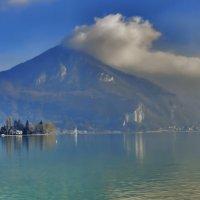озеро Аннси (lac d'Annecy) :: Георгий А