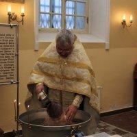 Крещение :: Павел