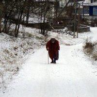 """""""Знову дорога...знову висота. А, скільки сходжено...стоптано?"""" :: Ростислав Кухарук"""