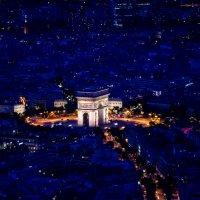 Триумфальная арка,Париж :: Наталия Л.