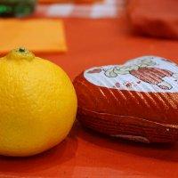 Какой же Новый год без мандаринов?! :: Анна Приходько