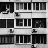 Жизнь напротив :: Мария Буданова