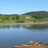 Река Сылва :: Валерий Гарбус